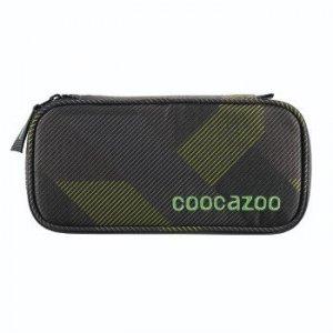 Przybornik szkolny PencilDenzel 2 Polygon Bricks Grey - Coocazoo