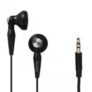 Słuchawki douszne Basic4music czarne - Hama