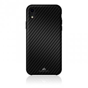 Etui do iPhone XR Flex-Carbon czarne - Black Rock