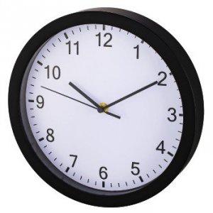 Zegar ścienny PG-250 czarny - Hama
