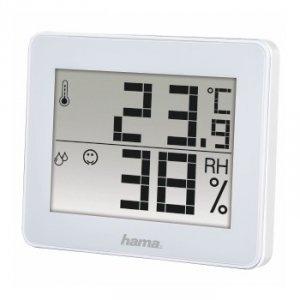 Termometr/hygrometr TH 130 biały - Hama