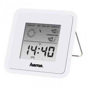 Termometr/hygrometr TH-50 biały - Hama