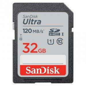 Karta pamięci SDXC Ultra 32GB 120MB/s - SanDisk