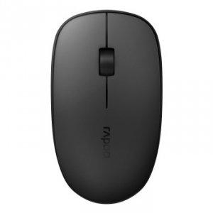 Mysz optyczna bezprzewodowa Bluetooth M200 Multi-Mode czarna - Rapoo