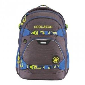 Plecak szkolny Scalerale Mixed Melange Blue Camou - Coocazoo