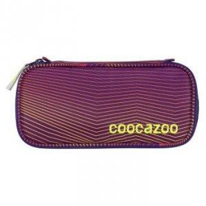 Przybornik szkolny PencilDenzel 2 Soniclights Purple - Coocazoo