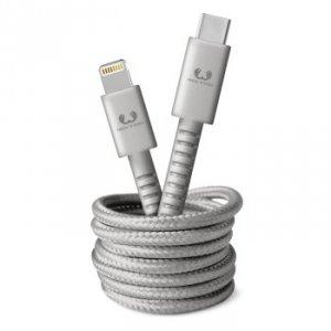Kabel USB-C Lightning 1.5m Ice Grey - Fresh'n Rebel