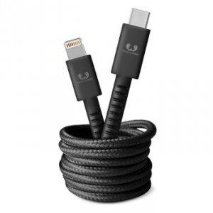 Kabel USB-C Lightning 1.5m Storm Grey - Fresh'n Rebel