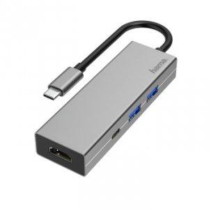 Usb-c multiport adapter, 4 ports, 2 x usb-a, usb-c, hdmi™
