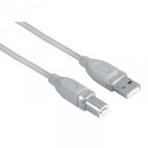 Kabel USB A-B długość 1.8m - Hama