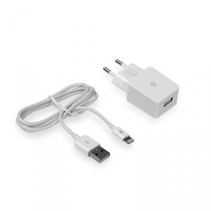 TTEC USB SpeedCharger Ładowarka sieciowa micro USB 1A (2SCM01)