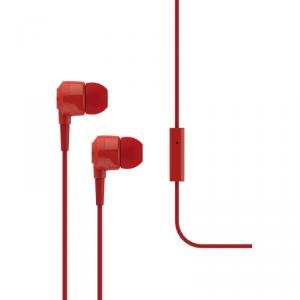 TTEC J10 Słuchawki douszne czerwone (2KMM10K)