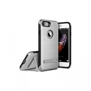 VRS DESIGN Duo Guard Etui iPhone 7 srebrne