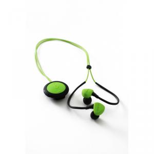 BOOMPODS RACE Słuchawki sportowe douszne BT zielone