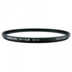 MARUMI filtr fotograficzny FIT+SLIM MC UV (CL) 46mm