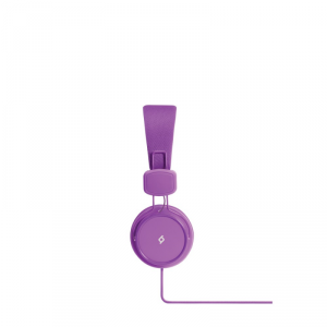 TTEC Bubbles  2 słuchawki nauszne niebieskie