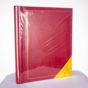 Album samoprzylepny RS 20 Classic czerwony - Poldom