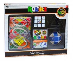 Oryginalna Kostka Rubika zestaw - edycja na 40-lecie + gratis