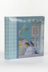 Album 10x15/200 Memo szyty Baby Boy - Poldom