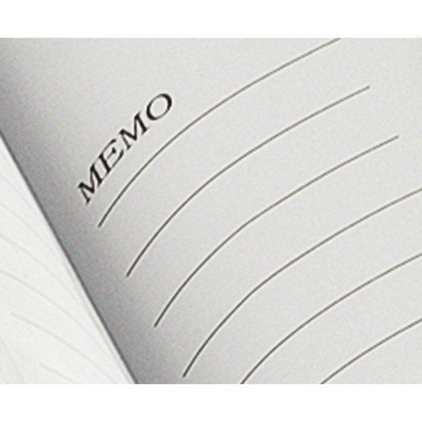 Memo brushstroke 10x15/200 bl