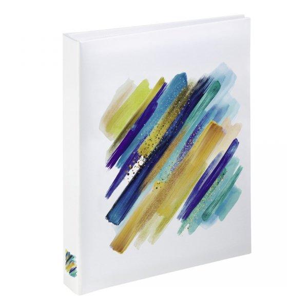 Mini brushstroke 10x15/24 bl