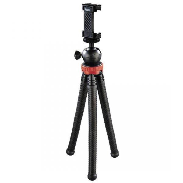 Ministatyw flexpro 3w1, 27 cm, czerwony
