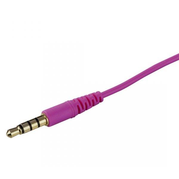 Słuchawki-douszne-HK2114-różowe-Hama