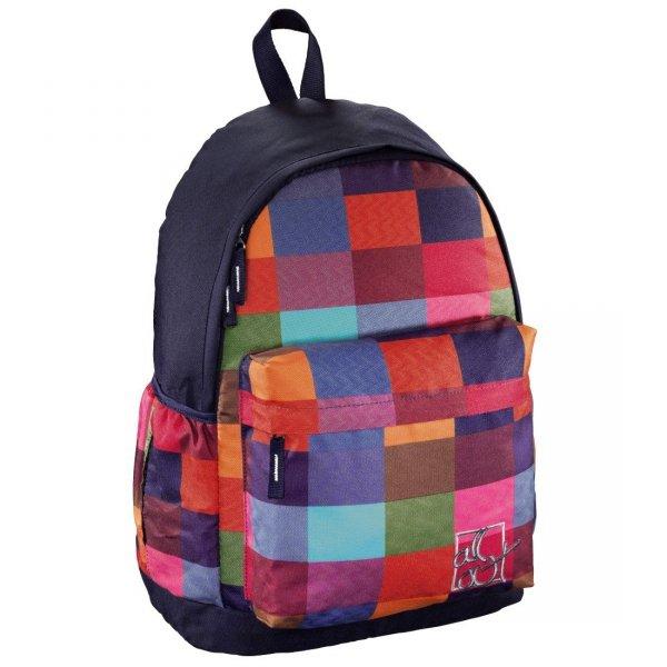 Plecak szkolny All Out Luton, kolor: Sunshine Check