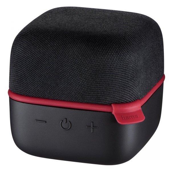 Głośnik-Bluetooth-Cube-czarny-Hama