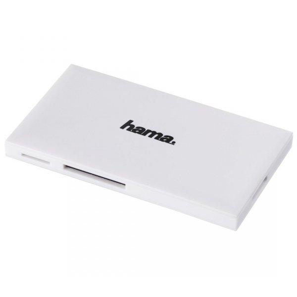 Czytnik-kart-pamięci-Multi-SD-MicroSD-CF-MS-USB-3-0-biały-Hama