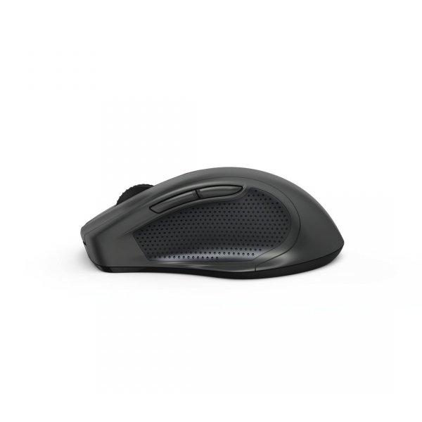 """mw-800"" 7-button laser wireless mouse, auto-dpi, black"