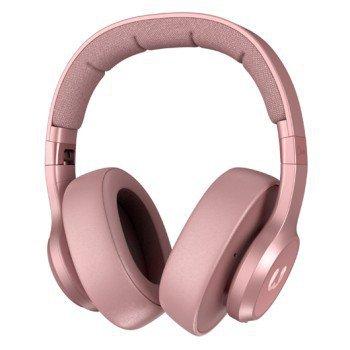 Słuchawki nauszne Bluetooth Clam Dusty Pink Fresh'n Rebel