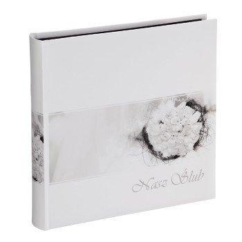 Album tradycyjny sicilia 30x30 100 stron czarnych