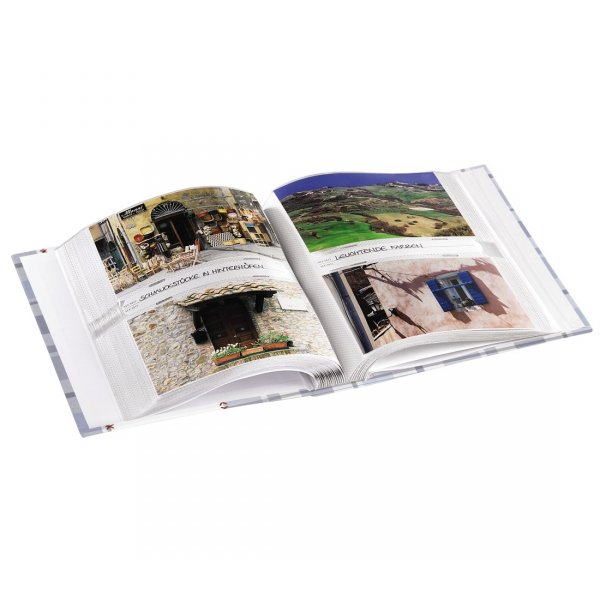 Album 10x15/200 zdjęć Hama serduszka