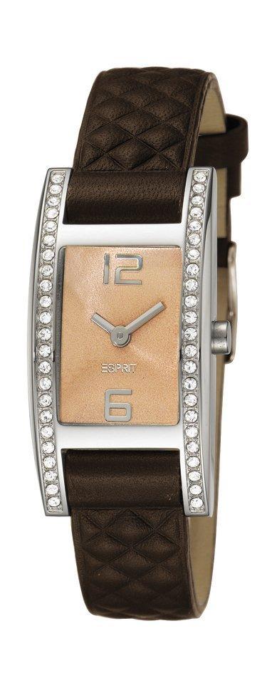 Stylowy zegarek esprit esplande brown es103692002 i fotoksiążka gratis