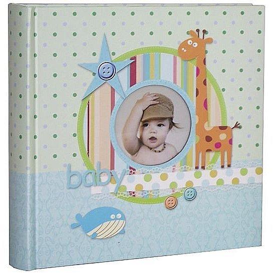 Dziecięcy album dla chłopca na 200 zdjęć formatu 10x15