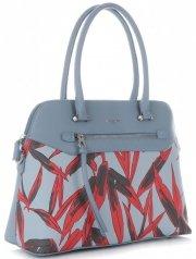 Kufříky Dámská Kabelka David Jones Světle modrá
