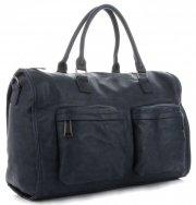 Diana&Co Univerzální Cestovní Taška Vintage Tmavě Modrá