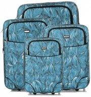 Kufry renomované firmy Madisson Sada 4v1 multicolor - modré