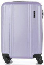 Palubní kufřík 4 kolečka značky Madisson fialová