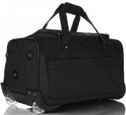 Snowball Velká Cestovní taška XL na kolečkách s teleskopickou rukojetí černá