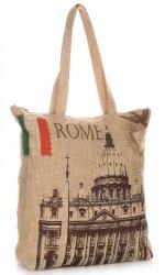 Dámské kabelky Shopper Barevné Rome