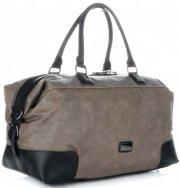 Solidní cestovní taška David Jones Khaki