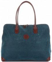 Cestovní taška firmy David Jones modrá