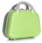 Kuferek na Podróż do ręki Or&Mi Zielony