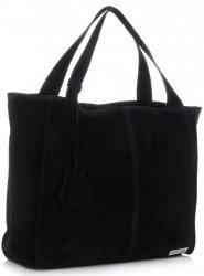 Dámské kabelky Vittoria Gotti Univerzální černá
