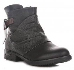 Dámské boty černé