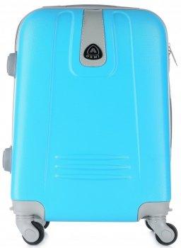 Palubní kufřík Or&Mi 4 kolečka Tyrkys