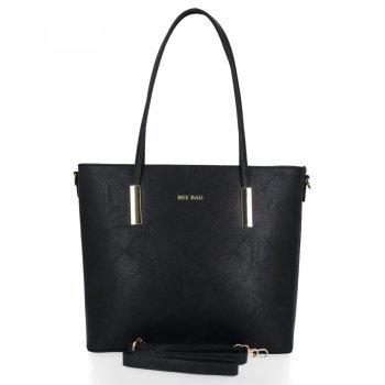 BEE BAG Klasické Dámské Kabelky Florence M size Černá