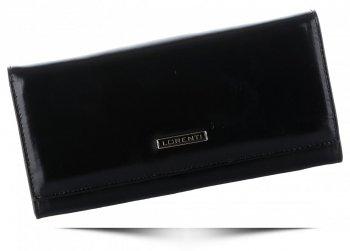 Dámská kožená peněženka Lorenti černá